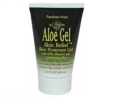Sun & Skin Care - Aloe Gel Skin Relief