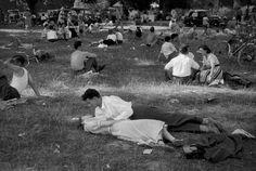 Bois de Vincennes Paris 1952 Poto: Henri Cartier-Bresson