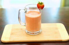 Vegan Milkshake Recipe – Strawberry | Easy Vegan Recipes with The ...