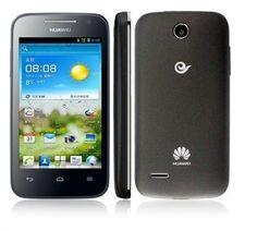 HUAWEI C8812 4.0 Inch Screen Android 4.0 OS Qualcomm MSM7627A 1.0GHz CDMA2000 3G GPS WiFi Smart Phone for only $174.99