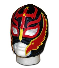 Fils du Diable masque catch mexicain Adulte Lucha fogu: Amazon.fr: Sports et Loisirs