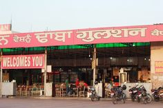 There is no better place than Amrik #SukhdevDhaba or #GulshanDhaba if you're planning to go on a long drive and have some awesome #desifood.