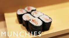 I've been eating it all wrong!  Pretty much breaking every rule.  how to eat sushi - YouTube