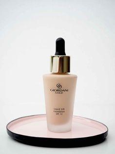 Fundação Oriflame Giordani Liquid Gold Silk