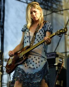 """KIM GORDON """"That's Not My Age ~ Age: a state of mind"""" (Sunday, 10 February 2013) """"Let's hear it for Sonic Youth bass player/artist/producer Kim Gordon, who according to Opening Ceremony's Facebook page was 'killing it' at CHLOE SEVIGNY'S New York Fashion Week presentation, yesterday."""""""