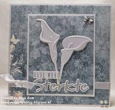 PictureTrail provides online photo sharing, personal homepages and image hosting. Sympathy Cards, Greeting Cards, Online Photo Sharing, Marianne Design, Stamping Up, Flower Cards, Homemade Cards, Stampin Up Cards, I Card