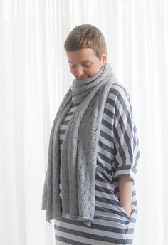 Melodie Scarf Pattern • Free until Saturday the 7th of October 12:00 Amsterdam time! #limitedfree #knitting