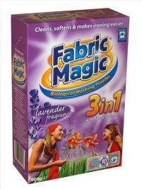 - Fabric Magic Biological Washing Powder This 3 in 1 biological washing powder cleans, softens and helps to make clothes easier to iron. Suitable for all machines. Clothes Pegs, Laundry Hamper, Buying Wholesale, Health And Beauty, Household, Powder, Fragrance, Cleaning, Fabric