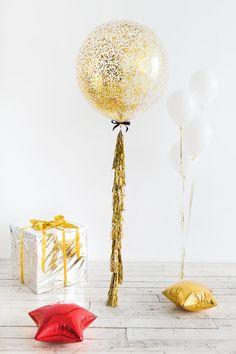 BeCreate - большие воздушные шары.