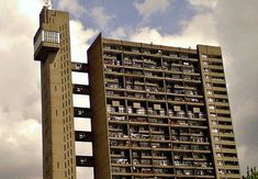 London Architecture - The Best of Brutalism on Spoonfed - Things to do in London Trellick Tower