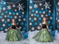 Frozen Mini Photo Session - Connecticut Photo Studio Sassy Mouth Photography