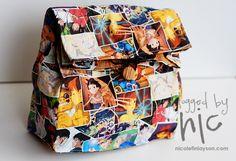 Studio Ghibli lunch bag