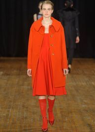 Philosophy by Alberta Ferretti Fall 2013 -- Fall 2013 fashion trends: Oversized coats