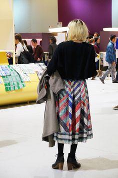 Première Vision Paris DESIGN by Spijker & Splinter