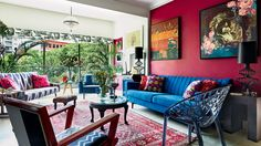 Krsna Mehta's home is full of inspiration for the decor enthusiast