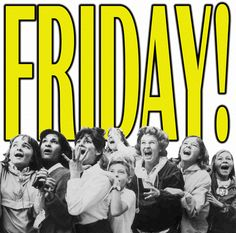 Screaming Friday Fans