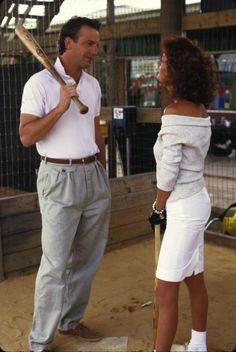 """Kevin Costner as Crash and Susan Sarandon as Annie in """"Bull Durham"""" directed by Ron Shelton. Susan Sarandon, Susan Sontag, Kevin Costner, Bull Durham, Love Movie, Movie Tv, Perfect Movie, Baseball Movies, Baseball Couples"""