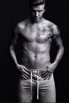 David Beckham....x