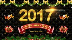 Amazing Happy New Year Wallpapers 2017