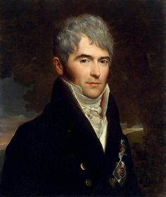 https://flic.kr/p/qJUX1X | Gerard Francois - Portrait of Prince Viktor Kochubey 1809