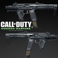 Weapon concept I created for COD MWR, basically a modified bullpup SCAR. Weapon model/texture by Cory Billet, check out his work here, https://www.artstation.com/artwork/wnkD5.