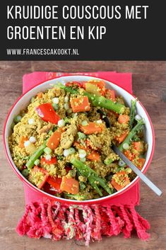 Clean Recipes, Healthy Recipes, Food Inspiration, Cobb Salad, Green Beans, Dinner Recipes, Good Food, Food And Drink, Pasta