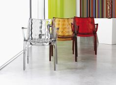 EXTRAORDINARIA sillas para mesa de asador