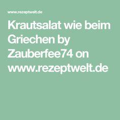 Krautsalat wie beim Griechen by Zauberfee74 on www.rezeptwelt.de