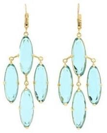 Bobbi, how about a pair of these in silver??? :)