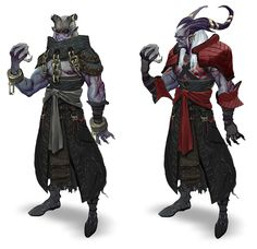 Qunari Concept - Pictures  Characters Art - Dragon Age II
