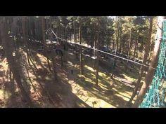 Zipline, Zipwire, Best Adventure Challenge Ireland » Zipit Forest Adventures
