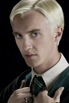 Draco Malfoy: lol Good, I'm glad I win ;) <3