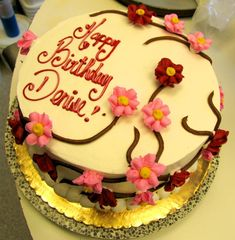 14 Best Name Birthday Cakes For Mother Images Birthday Cake For