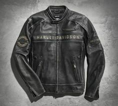Men's Spencer Leather Jacket…would look really nice on my hubby.