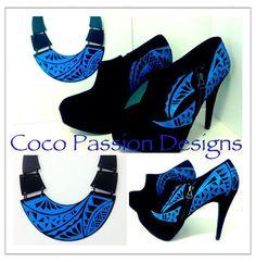 Coco Black & Blue