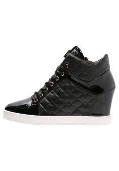 fantastische Högl  Sneakers hoog schwarz (zwart)