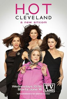 Hot in Cleveland.