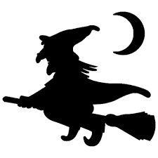 Kuvahaun tulos haulle bruja  recortables de halloween
