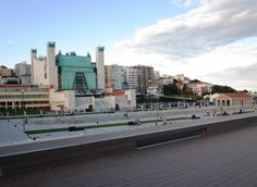 Santander Spain, Bay Of Biscay, Capital City, See Picture, Infinite, New York Skyline, Spanish, Street View, Summer