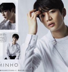 Minho   Anan Magazine May Issue '16