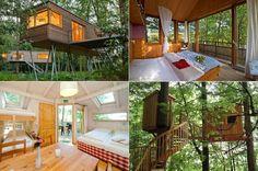 Die 24 schönsten Baumhaushotels in Deutschland – TRAVELBOOK