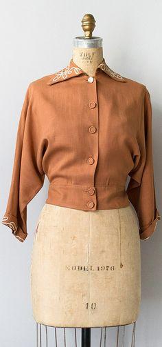 bexley to sutton | vintage 1940s jacket