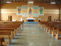 Capela N. Sra. do Monte Calvário, Samambaia Sul - DF