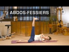 Pilates Master Class - Pilates Abdos/Fessiers - YouTube