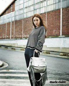 Han Ye Seul Marie Claire 2015