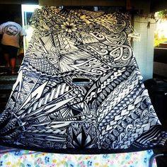 I love this ! #samoan #tribal #loveit