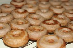 Homemade donuts using the Bella mini donut maker. Review of the process and recipe.
