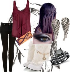 """""""bad decisions"""" by mandi-9five on Polyvore"""