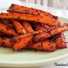 Spicy Carrot Fries 1
