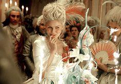 Kirsten Dunst in 'Marie Antoinette'.